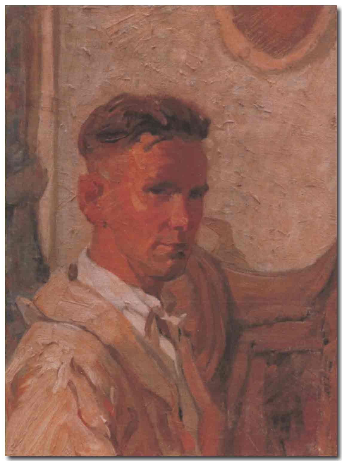 Self Portrait (ca 1921)